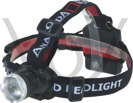 Anaconda Headlamp T6 420Lumen