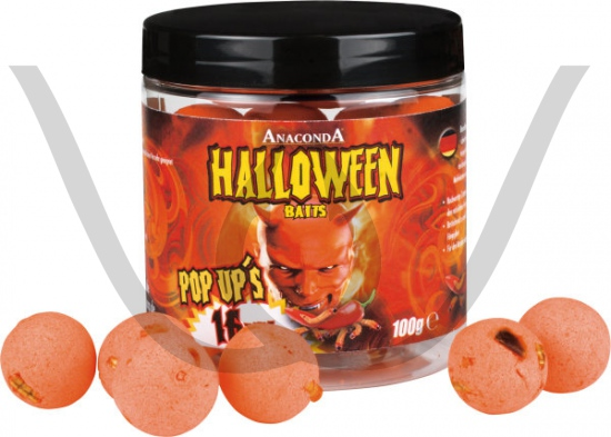 Anaconda Halloween Pop Ups 20mm