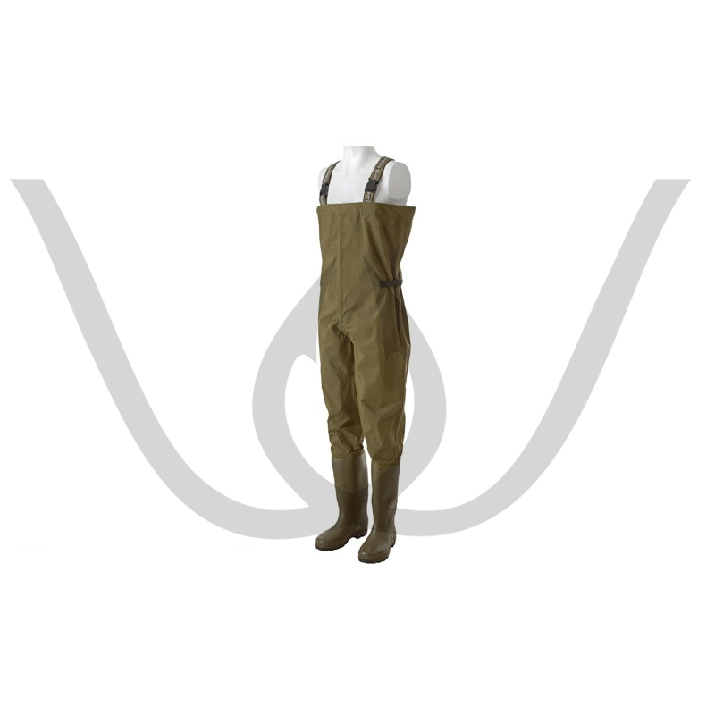 Trakker N2 Chest Waders Size  9 (43)