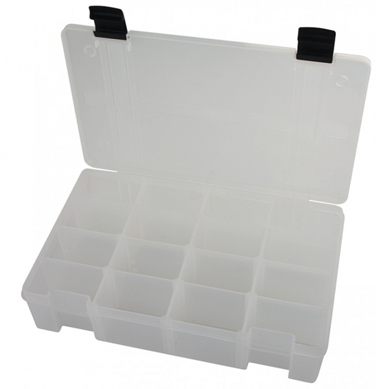 Fox Rage Stack N Store Clear 16 Compartment - Large Deep