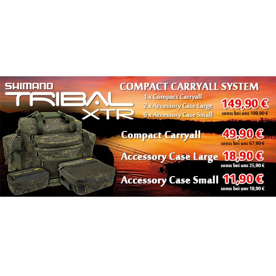 Shimano Tribal XTR Carryall