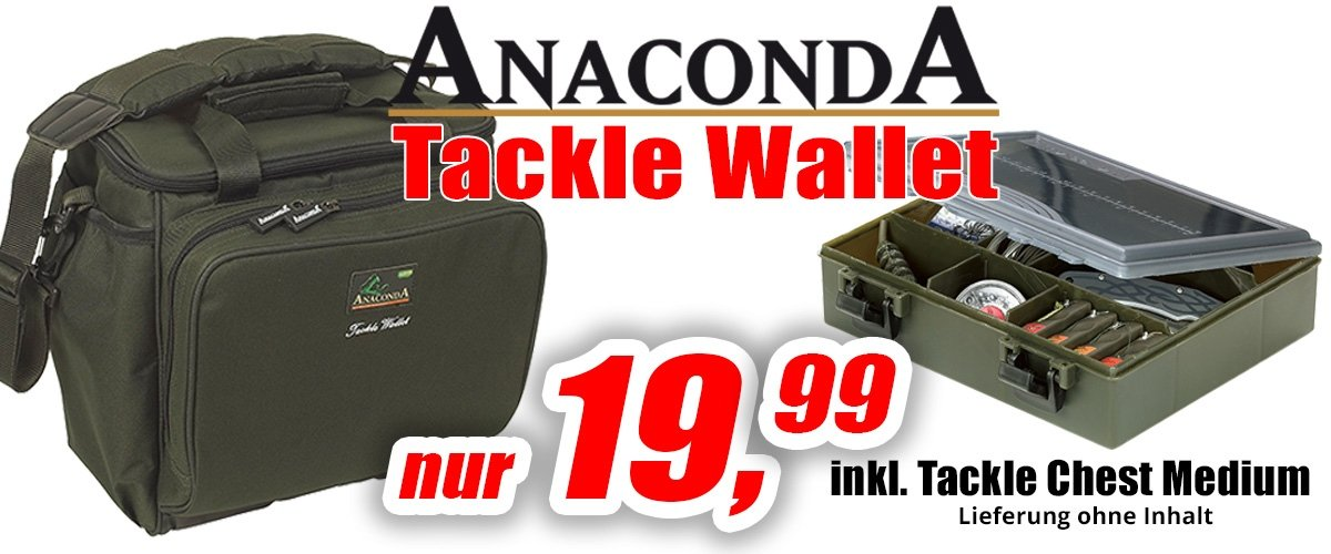 Tackle Wallet