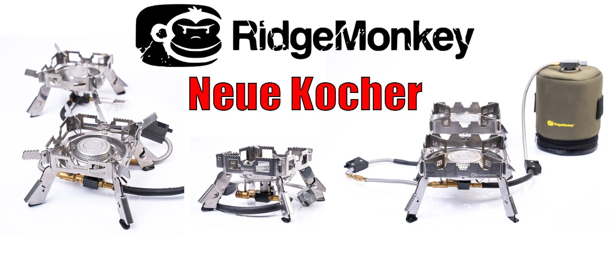 Ridgemonkey Quad